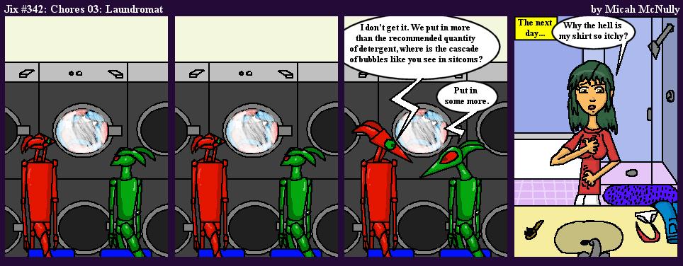 342. Chores 03: Laundromat