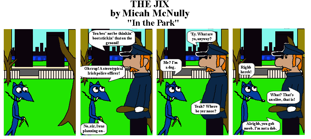 1. In the Park