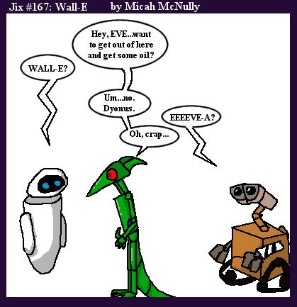 167. Wall-E