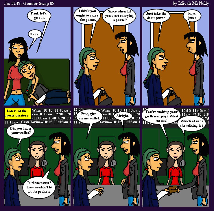 249. Gender Swap 08