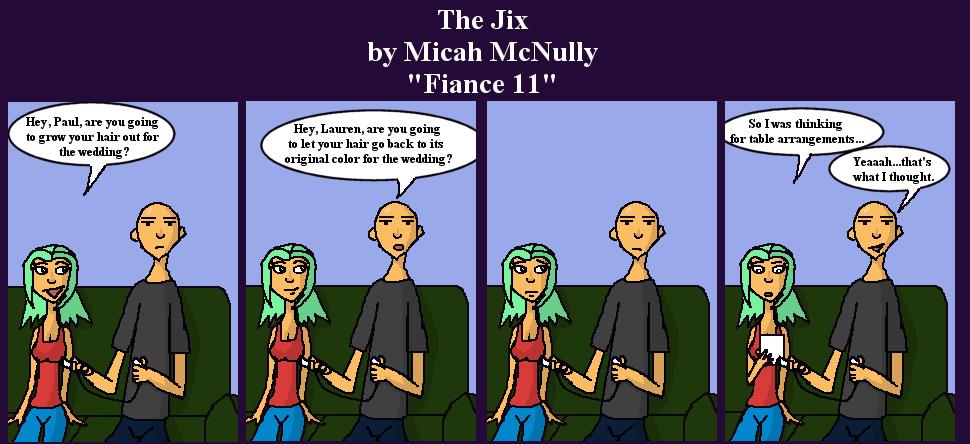 96. Fiance 11