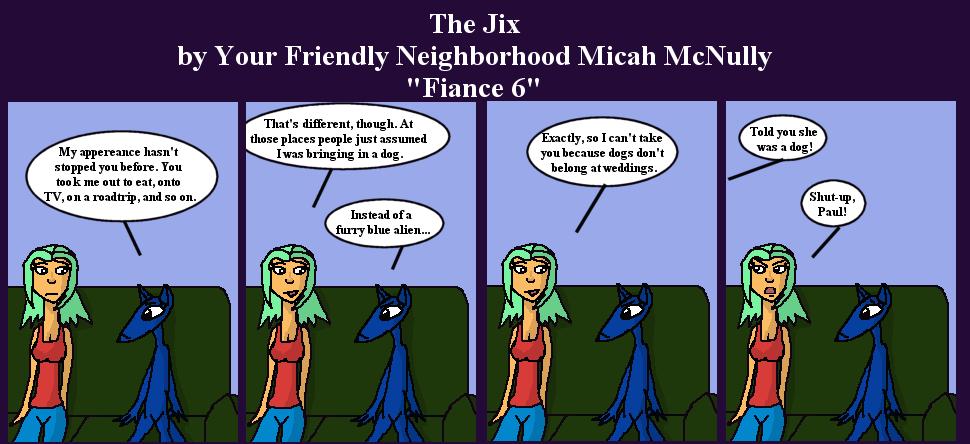 91. Fiance 6
