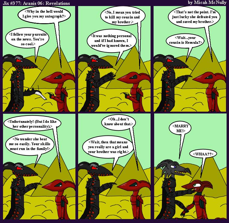 377. Aranis 06: Revelations