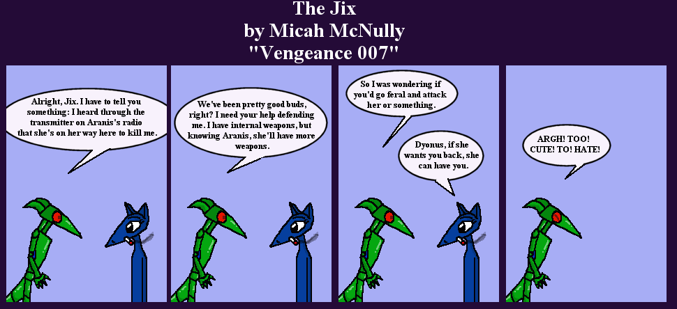130. Vengeance 007