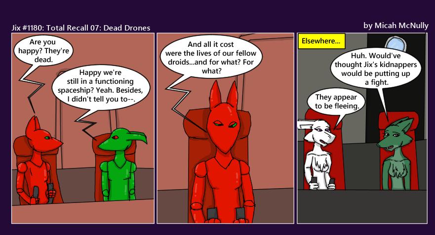 1180. Total Recall 07: Dead Drones