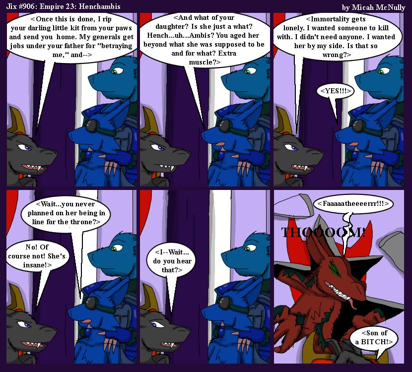 906: Empire 23: Henchambis
